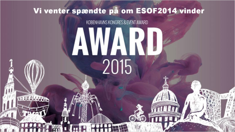 CPH Congress & Event Award 2015