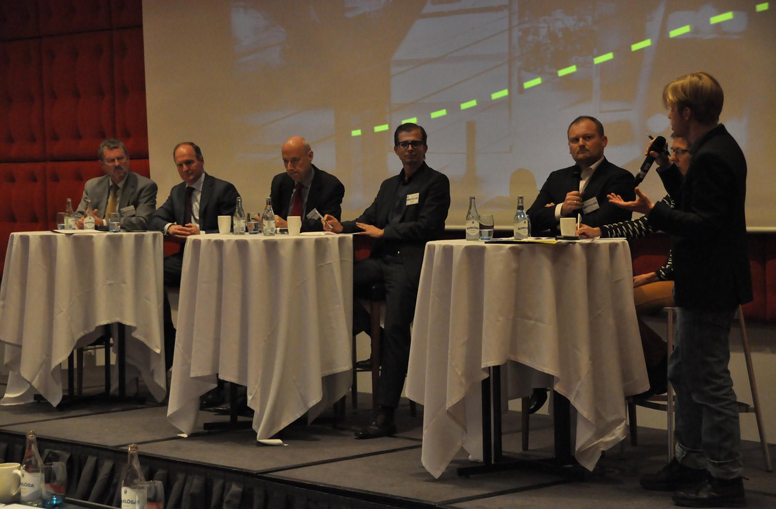 Infrastrukturkonference – Veje til Vækst