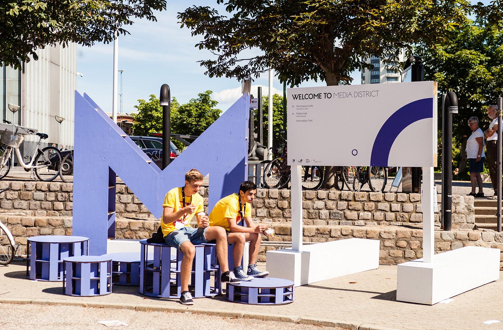 Science in the City – Videnskabsfestival, Offentlighedsprogram for ESOF 2014