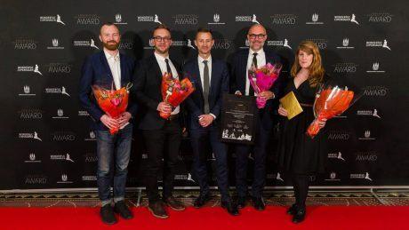 """BsBf vindere af """"Årets vært for den kongres, der succesfuldt har skabt nye partnerskaber og netværk"""""""
